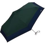 w.p.c 遮光 切り継 タイニー 折りたたみ傘 晴雨兼用 レディース 801-6423 グリーン