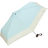 W.p.c 日傘 折りたたみ傘 遮光 切り継ぎ タイニー 晴雨兼用 801−6423MT ミント│レインウェア・雨具 日傘