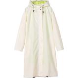 Wpc. コート カラーメッシュコート R−1114 オフホワイト│レインウェア・雨具 レインコート・ポンチョ