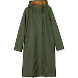Wpc.コート カラーメッシュコート R−1114 カーキー│レインウェア・雨具 レインコート・ポンチョ