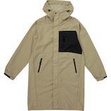 Wpc. コート ポケット切り替え R−1115 ベージュ│レインウェア・雨具 レインコート・ポンチョ