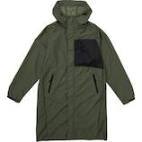 Wpc. コート ポケット切り替え R−1115 カーキ│レインウェア・雨具 レインコート・ポンチョ
