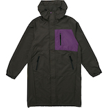 Wpc. コート ポケット切り替え R−1115 チャコール│レインウェア・雨具 レインコート・ポンチョ
