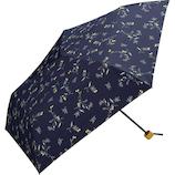 Wpc.日折 遮光軽量木の実 801−5430 ネイビー│レインウェア・雨具 折り畳み傘