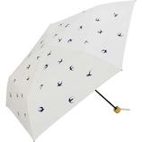 Wpc.日折 遮光軽量ツバメ 801−7130 オフ│レインウェア・雨具 折り畳み傘