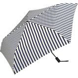 Wpc. アンヌレラ 自動開閉 折りたたみ傘 UN003−001 ストライプ│レインウェア・雨具 折り畳み傘