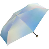 Wpc. グラデーションミニ 日傘 折りたたみ傘 801−8900 グリーン│レインウェア・雨具 日傘