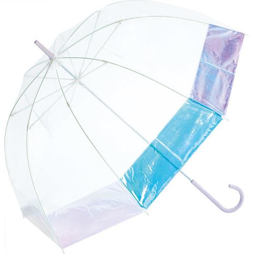 Wpc. 雨傘 バードケージオーロラ PT−032 ピンク│レインウェア・雨具 傘