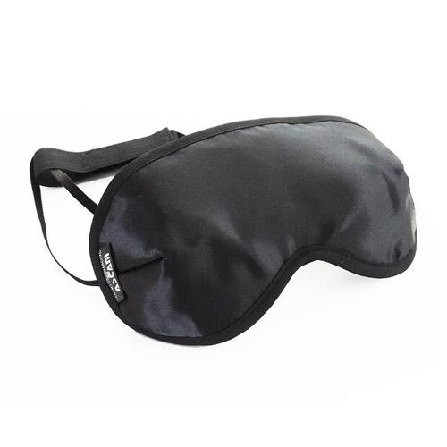 立体 癒しのアイマスク 黒