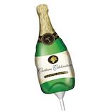 バルーンフォトプロップス シャンパンボトル KIS23379