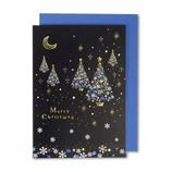 【クリスマス】 クリスマスカード GX3402 100×140mm