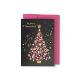 【クリスマス】 クリスマスミニカード GX3409 66×90mm