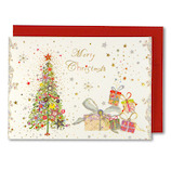 【クリスマス】 EASE(イーズ) クリスマスカード GX3535