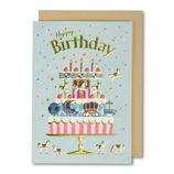 イーズ バースデーカード GB1827│カード・ポストカード バースデー・誕生日カード