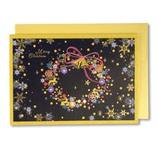 【クリスマス】 イーズ クリスマスカード GX3606 100×140mm