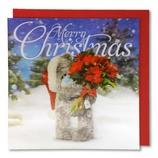 【クリスマス】 イーズ クリスマスカード GX3620 164×164mm