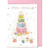イーズプロダクツ バースディミニカード GB1859│カード・ポストカード バースデー・誕生日カード