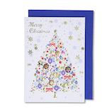 【クリスマス】 EASE(イーズ) クリスマスミニカード GX3707