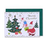 【クリスマス】 EASE(イーズ) クリスマスミニカード GX3714