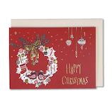 【クリスマス】EASE(イーズ) クリスマスミニカード GX3724