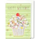 イーズプロダクツ バースディミニカード GB1898│カード・ポストカード バースデー・誕生日カード