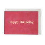 イーズプロダクツ バースディミニカード GB1884│カード・ポストカード バースデー・誕生日カード
