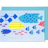 イーズプロダクツ バースディカード GB1902│カード・ポストカード バースデー・誕生日カード