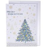 【クリスマス】 EASE(イーズ) クリスマスカード GX3826 110×155mm