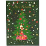 【クリスマス】EASE(イーズ) クリスマスポストカード PX3856 105×145