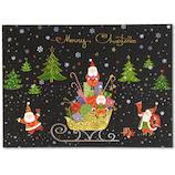 【クリスマス】EASE(イーズ) クリスマスポストカード PX3857