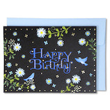 イーズプロダクツ バースディミニカード GB1915│カード・ポストカード バースデー・誕生日カード