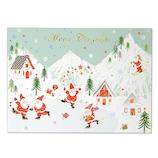 【クリスマス】EASE(イーズ) クリスマスポストカード PX3952