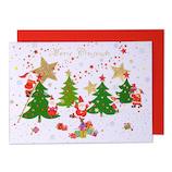 【クリスマス】EASE(イーズ) クリスマスカード GX3905