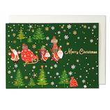 【クリスマス】EASE(イーズ) クリスマスカード GX3906