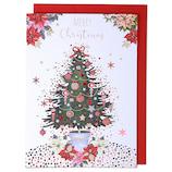 【クリスマス】イーズプロダクツ インポートクリスマスカード GX3908