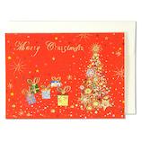 【クリスマス】EASE(イーズ) クリスマスミニカード GX3933