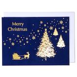 【クリスマス】EASE(イーズ) クリスマスカード GX3912