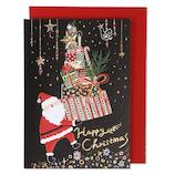 【クリスマス】EASE(イーズ) クリスマスミニカード GX3926