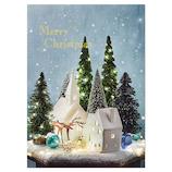 【クリスマス】EASE(イーズ) クリスマスポストカード PX3958