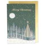 【クリスマス】イーズプロダクツ クリスマスカード GX4022
