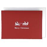 【クリスマス】イーズプロダクツ クリスマスカード GX4025