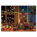 【クリスマス】 イーズプロダクツ クリスマスカード3Dカード PX4056