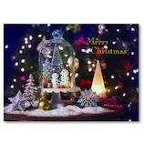 【クリスマス】イーズプロダクツ クリスマスポストカード PX4061│カード・ポストカード クリスマスカード
