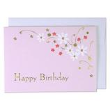 イーズプロダクツ バースディミニカード GB1968│カード・ポストカード バースデー・誕生日カード