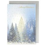 イーズプロダクツ ベーシック クリスマスカード GX4107│カード・ポストカード クリスマスカード