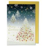 イーズプロダクツ ベーシック クリスマスカード GX4108│カード・ポストカード クリスマスカード