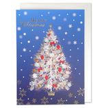 イーズプロダクツ ベーシック クリスマスカード GX4114│カード・ポストカード クリスマスカード