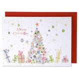 イーズプロダクツ ターノゥスキー クリスマスカード GX4134│カード・ポストカード クリスマスカード