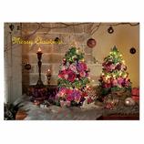イーズプロダクツ クリスマス ポストカード PX4166│カード・ポストカード クリスマスカード
