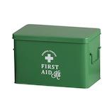 アビテ フェール ファーストエイドボックス Lサイズ HO-502-GR グリーン